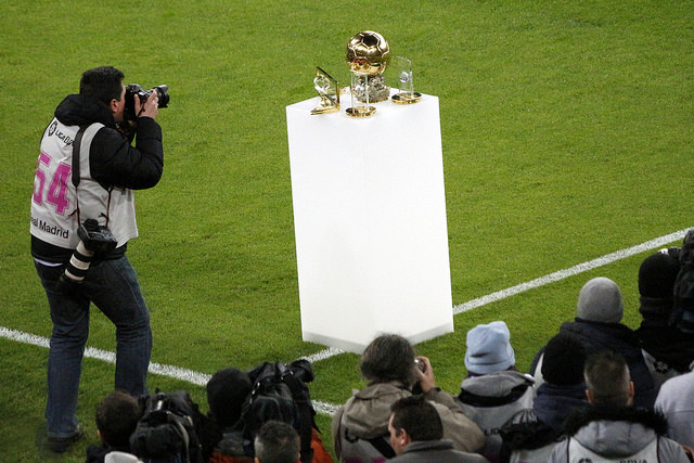 Ballon d'Or (© DSanchez17 / CC BY-NC 2.0 / via Flickr)