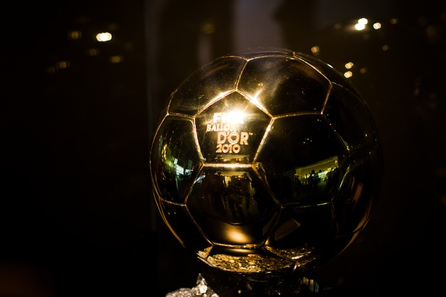 Der FIFA Ballon d'Or (Foto: Loli Jackson @ Flickr)