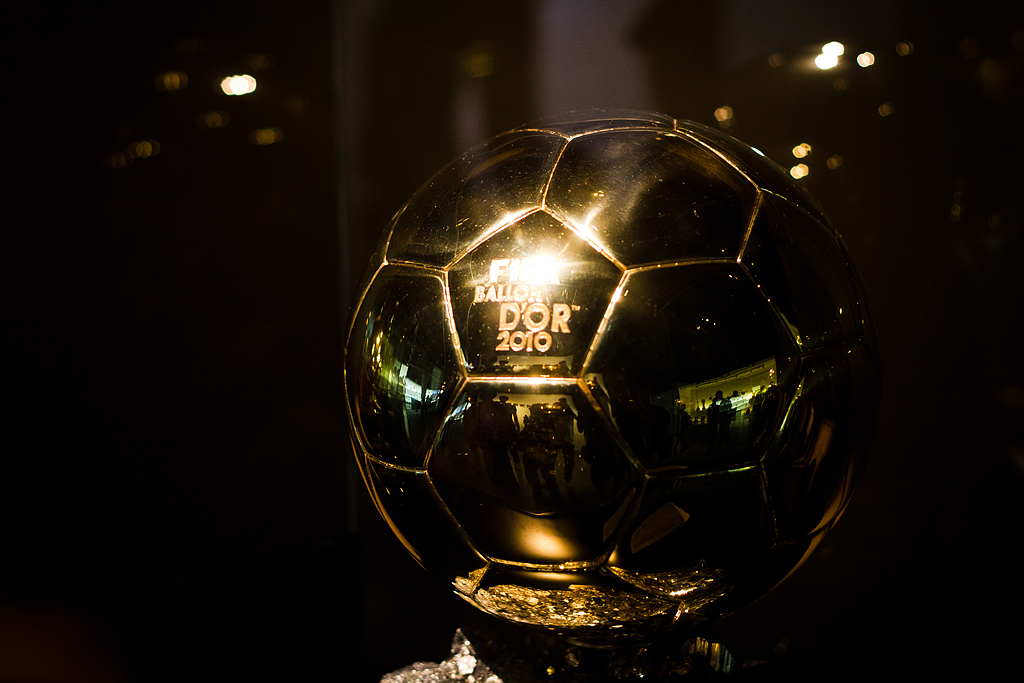 Der FIFA Ballon d'Or