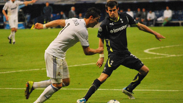 Gareth Bale vs. Cristiano Ronaldo