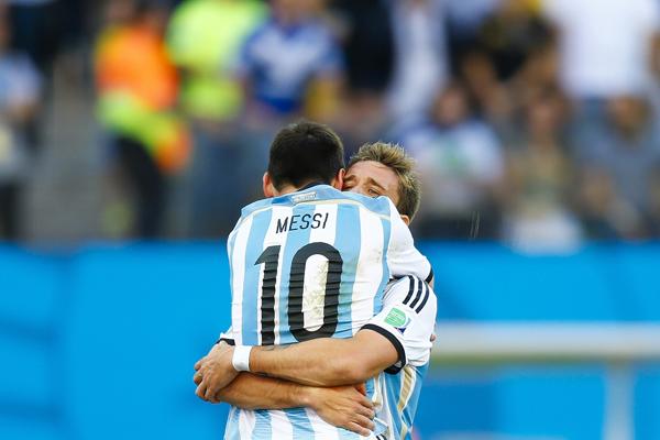 Lionel Messi Argentinien