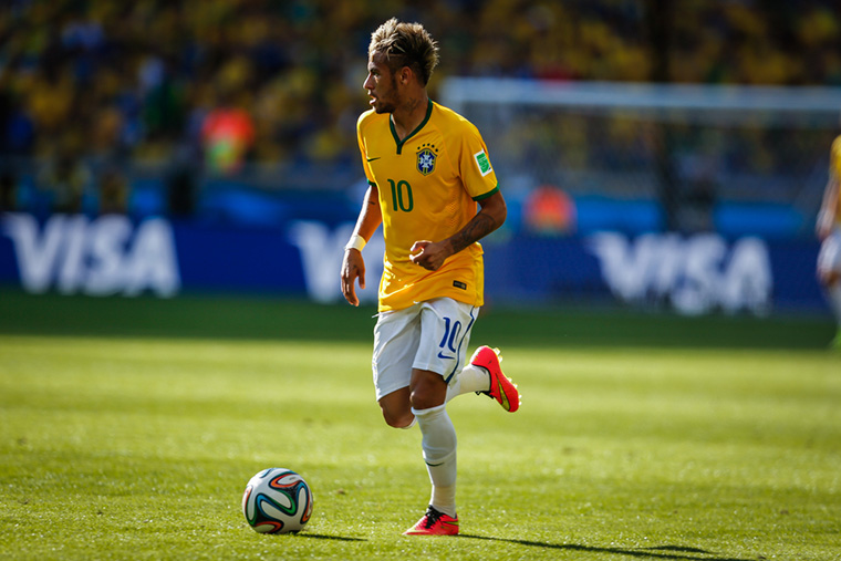 Neymar (Foto: Jefferson Bernardes / Shutterstock.com)